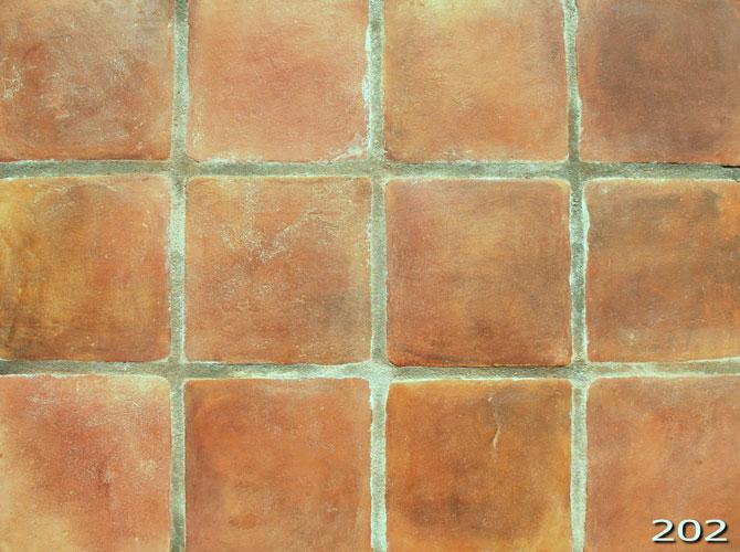 Terracotta yer karosu